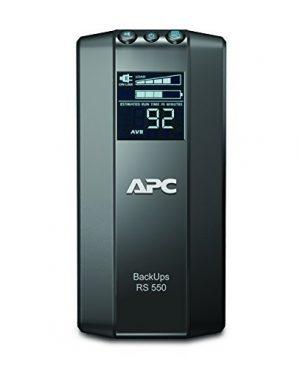 APC Power Saving Back-UPS - Sistema de Alimentación Ininterrumpida