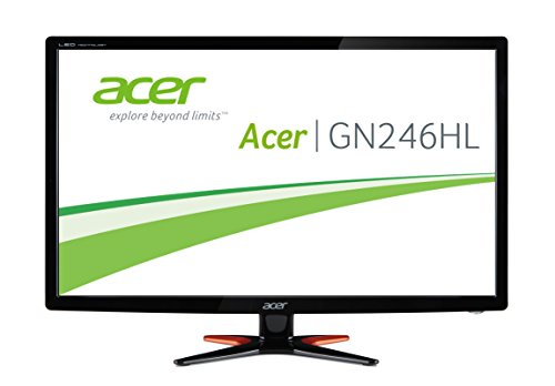 MONITOR ACER 24IN LED GN246HLBBID 1920X1080