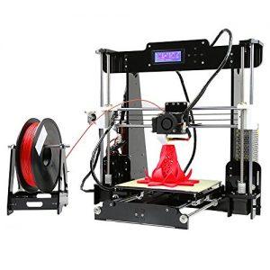 Anet A8 Impresora 3D - Tamaño de Impresión Grande 220 * 220 * 240mm