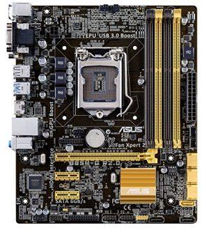 MB ASUS B85M-G (Int,1150,B85,mATX,DDR3)