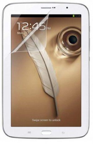 Belkin Screen Guard Transparent - Protector de pantalla para tablet Samsung Galaxy Tab 3 10.1, transparente