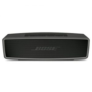 Bose® SoundLink® Mini II - Altavoz portátil Bluetooth, color carbón