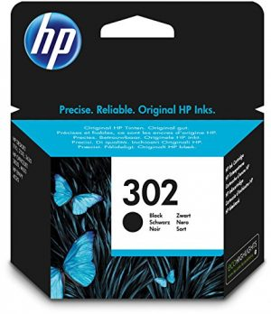 HP F6U66AEUUS Ink Cartridges for OfficeJet 3830 - Black