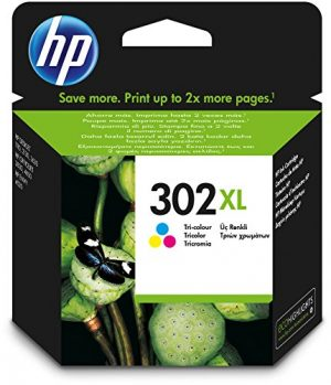 HP INK CARTRIDGE 302XL