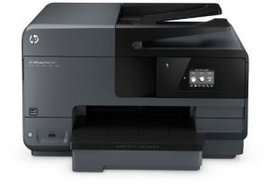 HP Officejet Pro 8610 - Impresora multifunción de tinta - B/N 13 PPM, color 11 PPM, negro