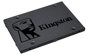 Kingston SA400S37/960G - Disco Duro sólido Color Negro