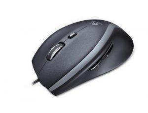Logitech M500 - Ratón (USB, 1000 DPI), negro