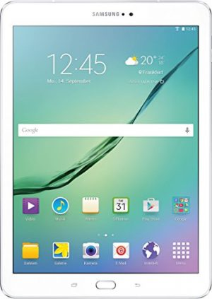 "Samsung Galaxy Tab S2 - Tablet de 9.7"" (WiFi, 32 GB, 3 GB RAM, Android Lollipop), blanco [Importado de Alemania]"