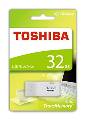 Toshiba THN-U202W0320E4 USB flash drive