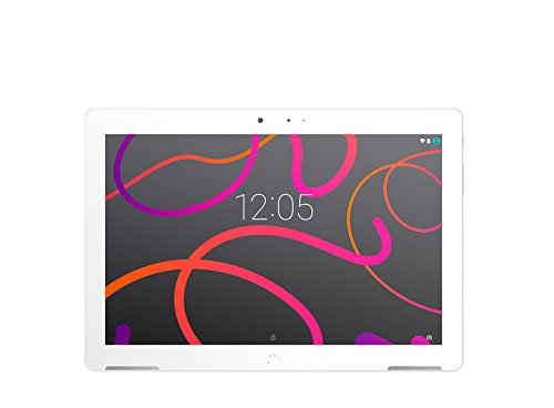 "bq Aquaris M10 - Tablet de 10.1"" (WiFi, 2 GB de RAM, 16 GB de memoria interna, Android 5.1 Lollipop)"